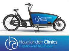 Haaglanden Clinics - Brand Development Health Clinic