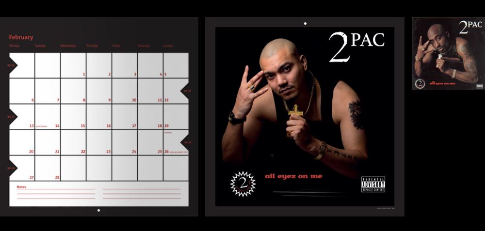 Charity Music Calendar 2017 Skochi