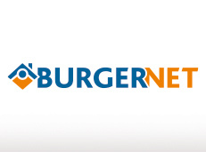 Burgernet - Logo Design National Service